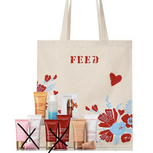 CLARINS 7pc Extra Firming Skincare Gift Set FEED